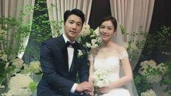 배우 김소연과 이상우가