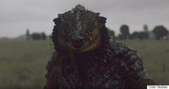 영화 '디스트릭트 9'의 감독이 새로운 외계인을