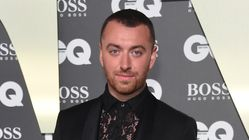 Sam Smith Hits The Red Carpet In Heels For The First