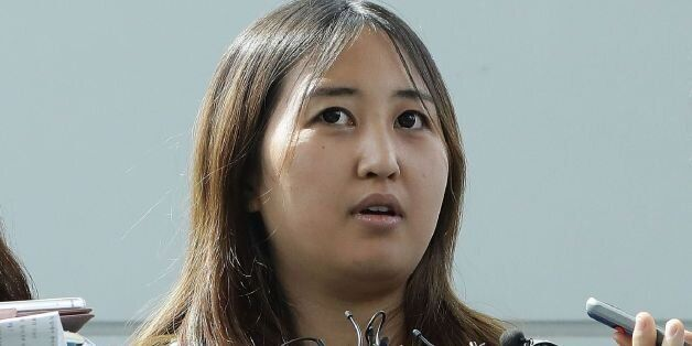 Chung Yoo-Ra, the daughter of Choi Soon-sil - the close confidante of impeached ex-president Park Geun-Hye,...