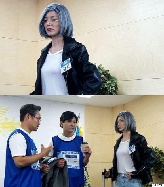 'SNL9' 안영미, 네티즌 요청으로 '미우프2' 강경화