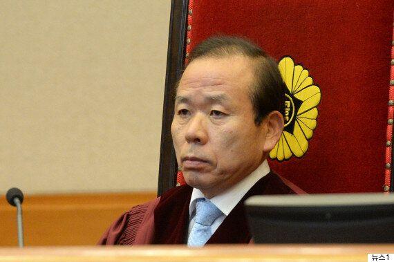 김이수 헌법재판소장 지명자는 탄핵심판 당시 '세월호' 관련 보충의견을