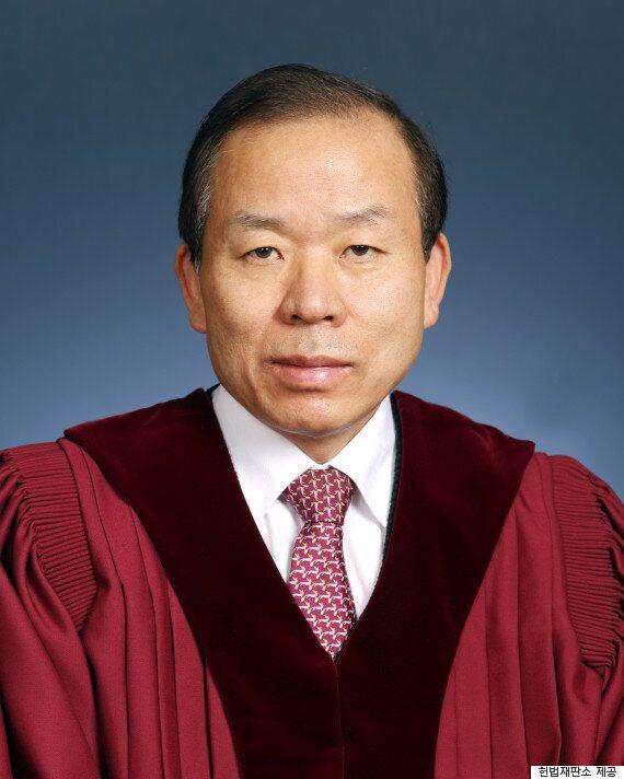 [속보] 헌법재판소장에 김이수 헌법재판관