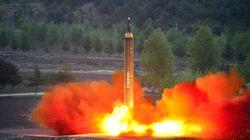 북한이 또 미사일을
