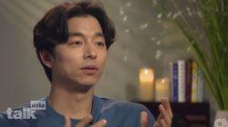 CNN이 공유를 만나 '도깨비'의 인기와 북한에 대해