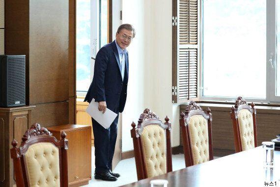 문재인 청와대의 수석보좌관 회의가 박근혜 청와대와 완전히 달라진 점