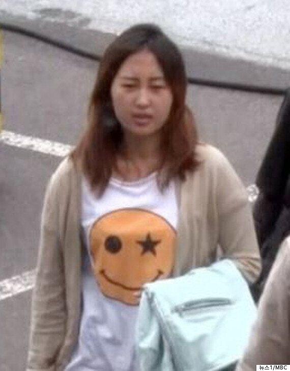 검찰이 대한항공 기내에서 '강제송환' 정유라 체포영장을