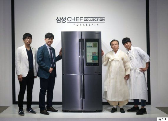 삼성이 1499만원짜리 냉장고를