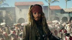 '캐리비안의 해적 5'에 대한 해외 매체의