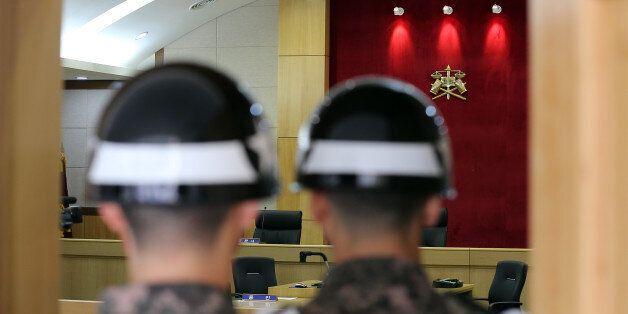 육군군사법원, 동성애자 군인 A대위에게 '유죄'