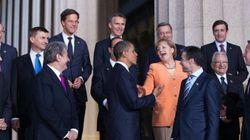 오바마가 참석했던 NATO 회의는 좀 많이