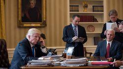 트럼프가 파리 기후변화 협정 탈퇴를