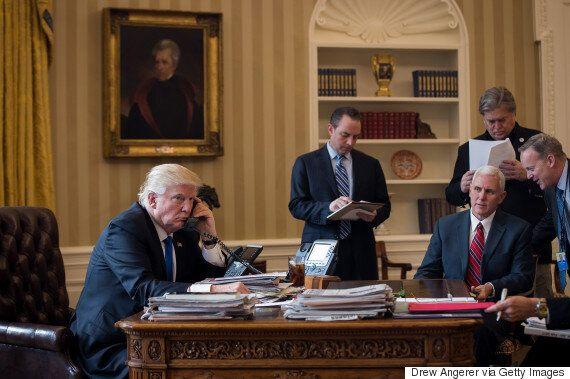 도널드 트럼프가 파리 기후변화 협정 탈퇴를