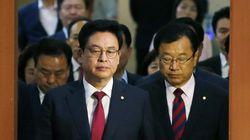 한국당 의원들은 오늘