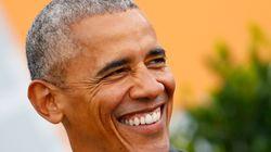 오바마가 녹슬지 않은 '트럼프 디스'를