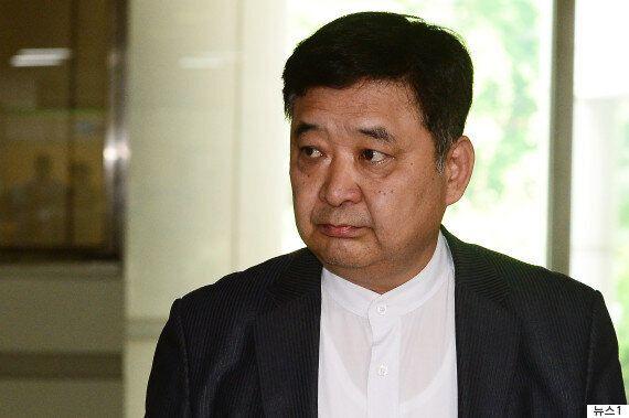 탄핵 반대 집회에서 폭력시위를 주도한 혐의로 정광용 '박사모' 회장이
