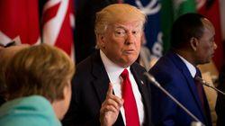 'G7'의 6개국이 트럼프를 설득하는 데 실패한 중요한