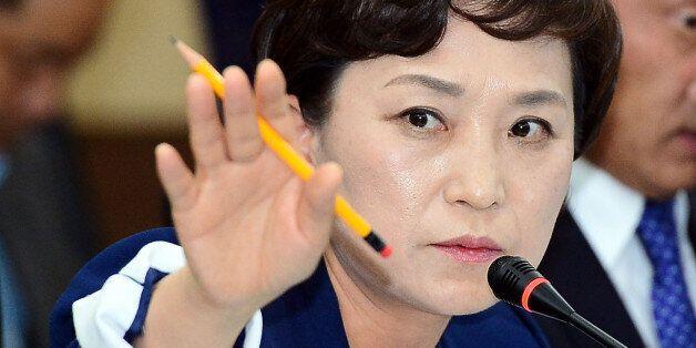 '1기 내각 최초의 여성 장관 후보자' 김현미