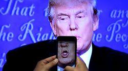 트럼프의 아이폰에 있는 유일한 앱은
