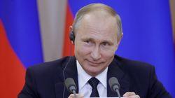 푸틴이 '트럼프 기밀 유출 의혹'을