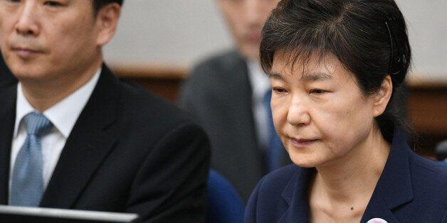 박근혜 첫 재판에서 검찰의 첫 마디는