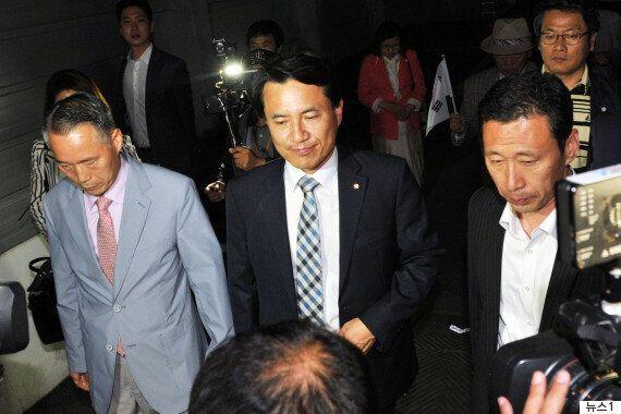'의원직 상실'에 해당하는 벌금형 선고 직후 김진태의