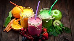 과일주스보다 과일을 먹어야 하는 세가지