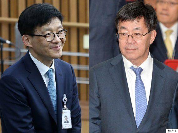 문재인 대통령, 이영렬-안태근 '돈봉투 만찬' 사건 감찰
