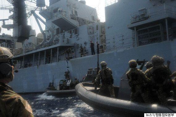 한국인 선원이 탑승한 몽골 선박이 소말리아에서 피랍된 것으로