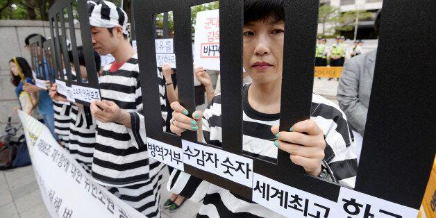 민주당 이철희·박주민 의원이 양심적 병역거부자를 위한 대체복무법안을