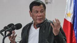 두테르테가 필리핀 남부에 계엄령을