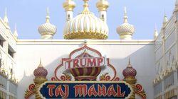 트럼프의 타지마할 카지노가 폭락한 가격에