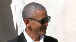 버락 오바마가 영화배우로 변신하고 있다는 증거