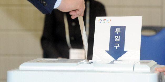 사전투표율 첫째날 오전 9시 현재 1.39% : 59만명