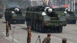 북한은 ICBM 완성에 더