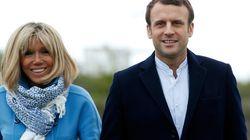 프랑스의 대통령 당선인 마크롱의 '모던 패밀리'를