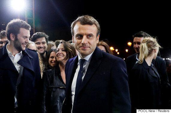 프랑스 대선에서 '압승'을 거둔 에마뉘엘 마크롱에게는 험난한 앞길이 예고되어