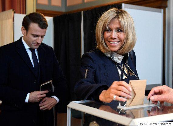 프랑스의 퍼스트 레이디 브리짓 트로뉴는 '마담 마크롱'이
