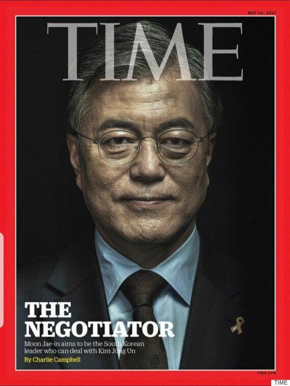 '타임'지는 문재인의 대북 정책이 성공할 여지가 있다고