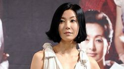배우 성현아씨가 남편 사망 소식에 밝힌