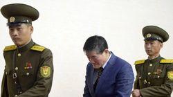 북한이 한국계 미국인의 억류 사실을 공식