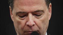트럼프가 제임스 코미 FBI 국장을 전격