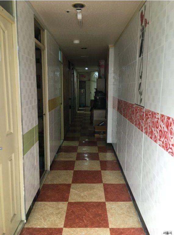서울의 오래된 고시원·여관을 1인 주택으로