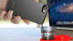 커피 만드는 스마트폰 케이스가 정말로