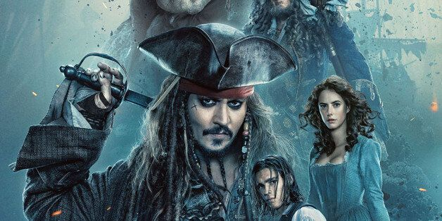 [Oh!llywood] 디즈니, 랜섬웨어 당했다..개봉임박 '캐리비안의 해적5'