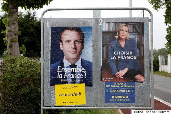 프랑스 대통령 선거 결선투표가