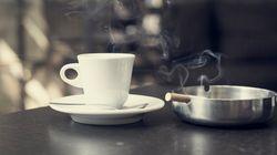 커피와 담배의