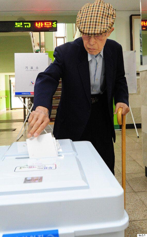 107세 할아버지가 이번에도 투표한 이유는 좀