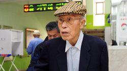 107세 할아버지가 이번에도 투표한