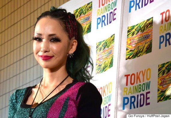 [허프 인터뷰] 나카시마 미카가 도쿄 LGBT 레인보우 프라이드에서 노래를